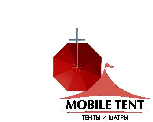 Зонт Side диаметр 2 Схема 5