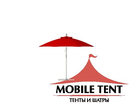 Зонт Side диаметр 4 Схема 4