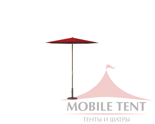 Зонт Standart диаметр 2 Схема 2