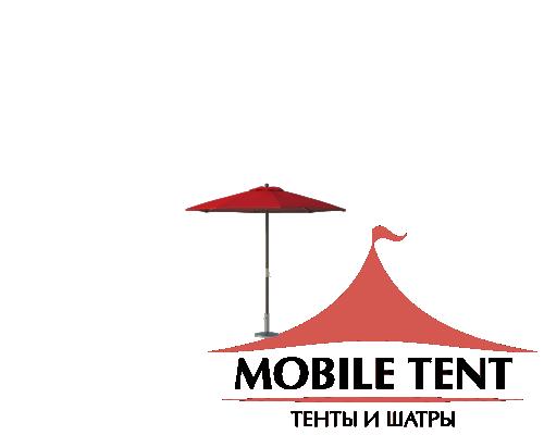 Зонт Standart диаметр 4 Схема 2