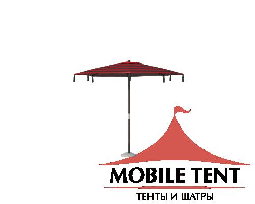 Зонт Tiger диаметр 3 Схема 4
