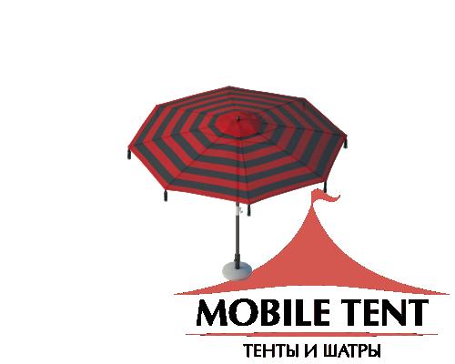 Зонт Tiger диаметр 4 Схема