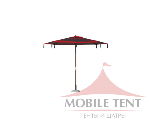 Зонт Tiger диаметр 5 Схема 4