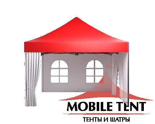 Мобильные шатры-трансформеры Prof 4х4 Схема 1