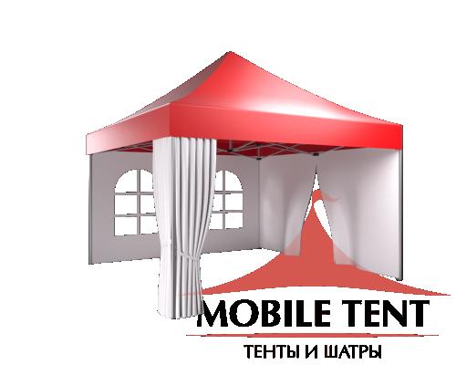 Мобильные шатры-трансформеры Prof 4х4 Схема 2
