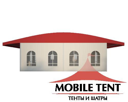Шатёр для выставок 10х20 Схема 2