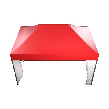 Мобильный шатёр Prof 3х4.5 Схема