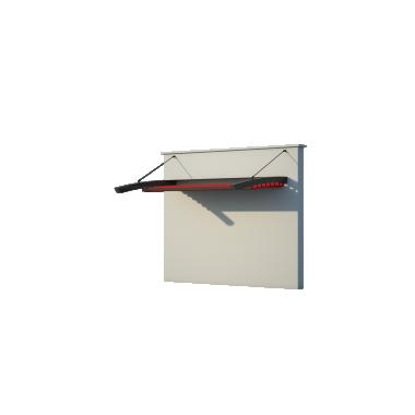 Пергола Подвесная 5х8 Схема