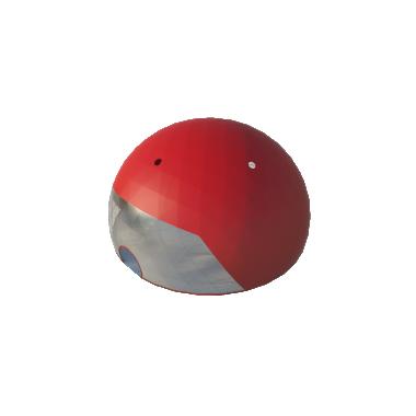 Сферический шатер диаметр 25 м Схема