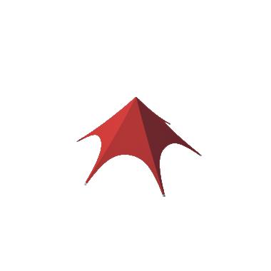 Шатёр Звезда (Диаметр 14 м)