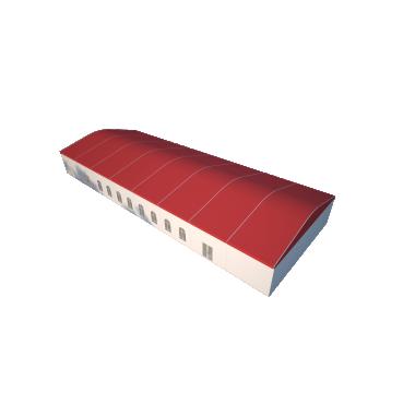 Шатёр для мероприятий 10х40 Схема