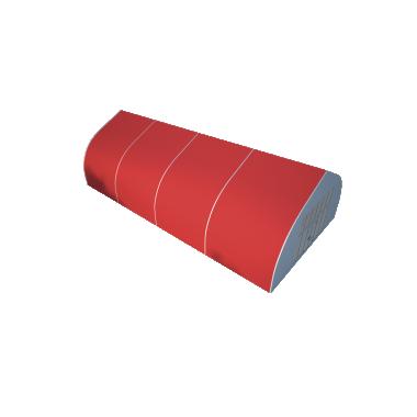 Тентовый ангар 10х20 Схема