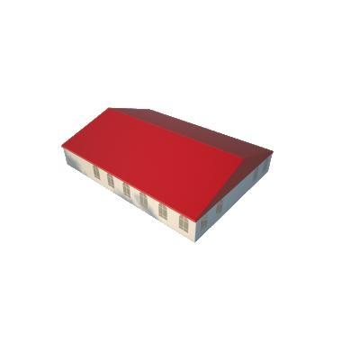 Классический шатёр 15х20 Схема