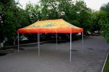 Мобильный шатёр JACOBS Фотогалерея