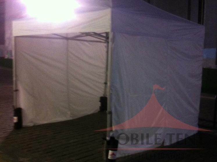 Торговые шатры 3х3 Фотогалерея 4