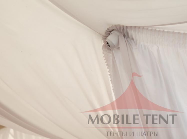 Арочный шатер для «Ольшанец-Парк Фотогалерея 2