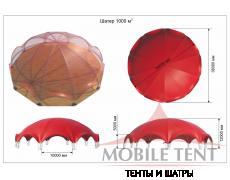 Арочный шатер 36х34 – 1000кв.м. Схема 4
