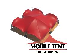 Арочный шатёр 12х12 — 144 м² Схема 4
