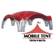 Арочный шатёр 15х13 — 163 м² Схема 3