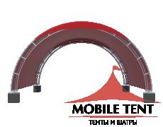 Арочный шатёр 16х16 — 256 м² (B) Схема 1