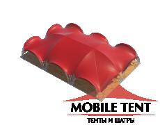 Арочный шатёр 24х16 — 384 м² Схема 4