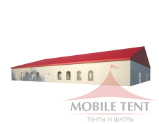 Тент большой — 25х35 Схема 1