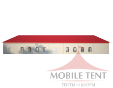 Тент большой — 25х35 Схема 3