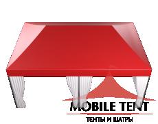 Мобильный шатёр Hard Prof 4х6 Схема