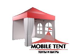 Быстросборные шатры трансформеры Prof 3х3 Схема 3