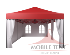 Мобильный шатёр Prof 4х6 Схема 1