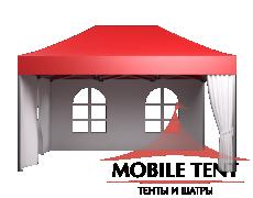 Мобильный шатёр Slim Prof 3х4.5 Схема 1