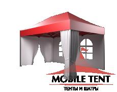 Мобильный шатёр Slim Prof 3х4.5 Схема 2