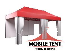 Мобильный шатёр Slim Prof 3х6 Схема 1