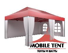 Мобильный шатёр Slim Prof 4х6 Схема 2
