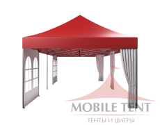 Мобильный шатёр Slim Prof 4х8 Схема 3