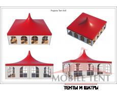 Шатёр Пагода Римини 8х8 Схема 4