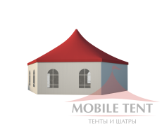 Шестигранный шатёр Римини (Диаметр 12 м)