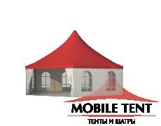 Шестигранный шатёр Римини (Диаметр 10 м) Схема 3