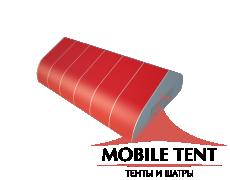 Тентовый ангар 20х30 Схема