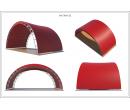 Арочный шатер 10х5 - 50 м² Схема 4