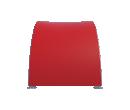 Арочный шатёр 10х3 — 30 м² Схема 2