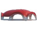 Арочный шатёр 22х20 — 360 м² Схема 3