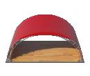 Арочный шатёр 8х4 — 32 м² Схема