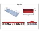 Большой шатер 10х25 Схема 5