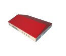 Тент большой — 25х35 Схема