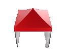 Быстросборные шатры трансформеры Prof 3х3 Схема