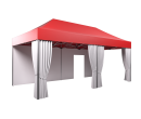 Мобильный шатёр Prof 3х6 Схема 3