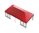 Мобильные шатры-трансформеры Prof 4х8 Схема 4