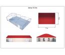 Шатёр для мероприятий 10x15 м Схема 5