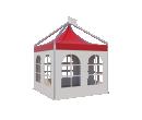 Шатёр Пагода Лондон 3х3 Схема 3